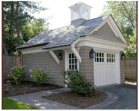 detached workshop detached garage for the home pinterest