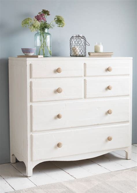 white bedroom drawers loaf s simple white chest of drawers with wooden