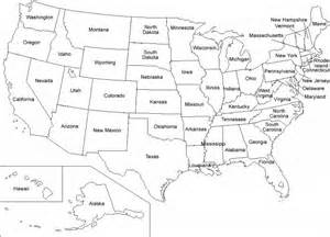 free map of united states with cities map