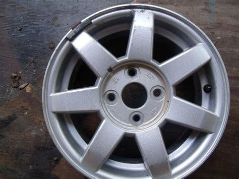 Kia Spectra Hubcaps Buy 02 03 04 Kia Spectra Wheel 14x5 1 2 Alloy 5 Spoke