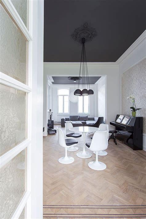 image result  dark ceiling light walls verf plafond