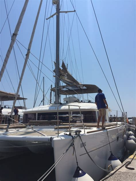 catamaran cruise santorini sunset my first visit to greece sea worthy adventures in