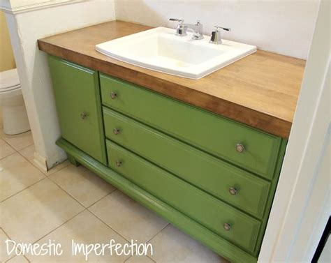 how to turn a dresser into a bathroom vanity how to turn a dresser into a bathroom vanity bathroom vanities dresser and vanities