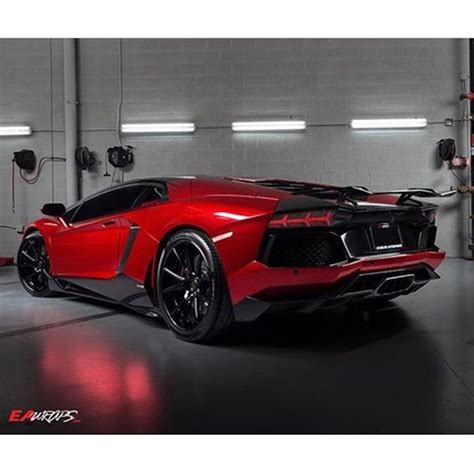 red chrome lamborghini lamborghini wrapped in avery sw red chrome vinyl