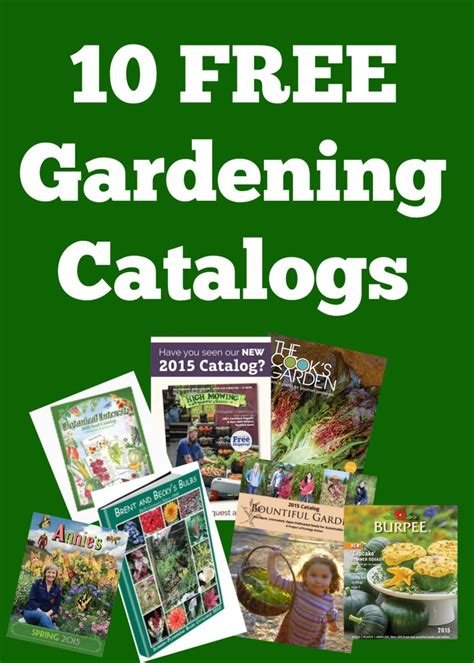 Gardeners Supply Catalog by Gardening Catalogs