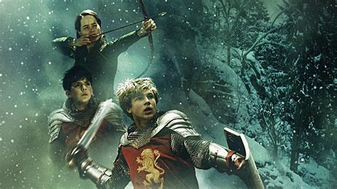Chronicles Of Narnia Witch And Wardrobe by Union Filmography William Moseley