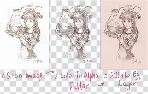 background pattern removal by power spectral filtering dmitryk s blog updated krita colortoalpha filter
