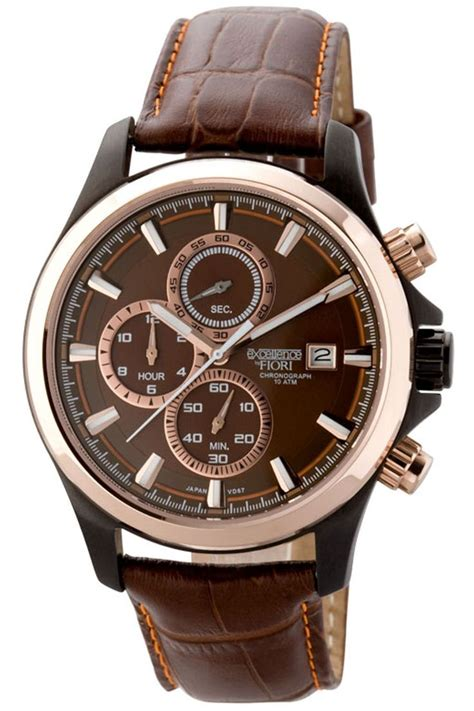 Swiss Army Chronograph Sa8912 Rosegold Black Brown 17 best images about watches on skeleton watches gold and swiss army