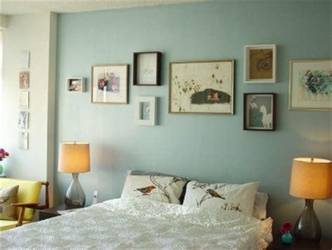 blue green and grey bedroom grey blue bedroom from domino via sfgirlbybay