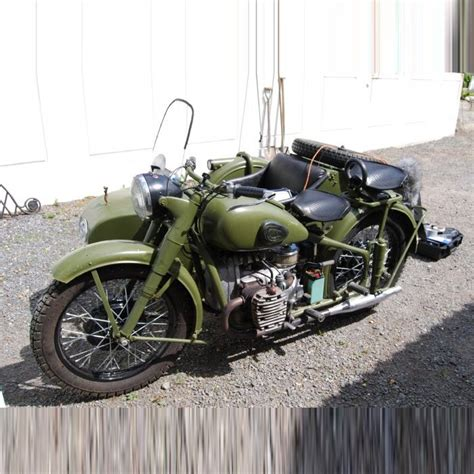 Ural Motorrad Sound ural m72 1943 russian motorcycle sound effects library