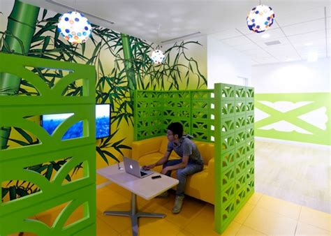 tokyo google office a peek into google s japan office designtaxi com