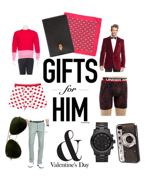 valentines day ideas for guys s gifts for guys sweethaute