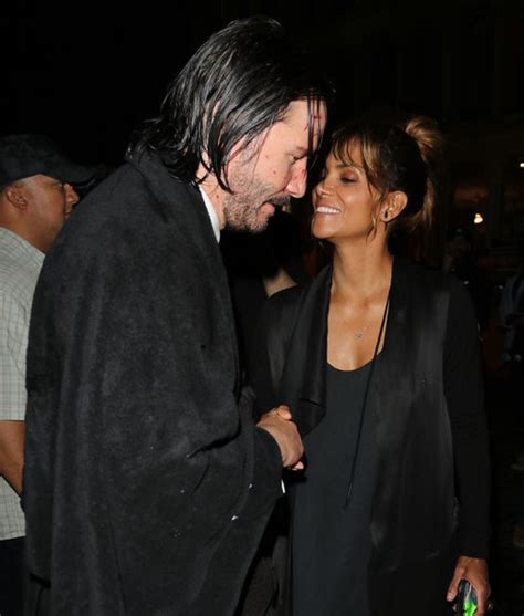 keanu reeves relationships is halle berry dating keanu reeves extratv