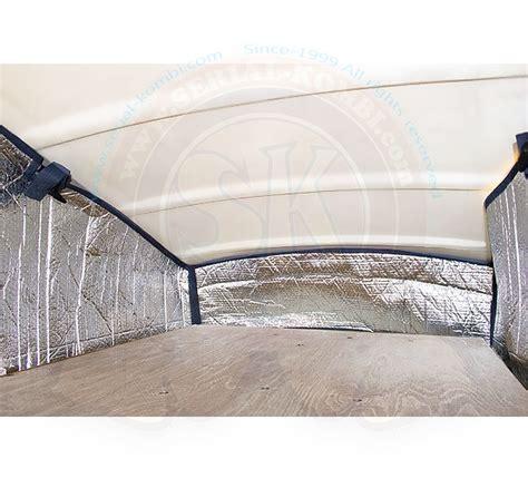 isolante per interni isolante termico interno per tetto a soffietto westfalia 8