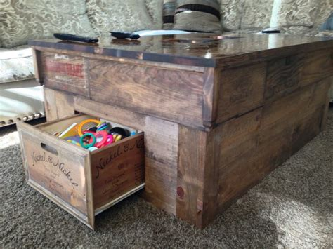 coffee table made out of crates coffee table made out of crates 25 best crate coffee