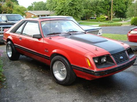 83 gt mustang sell used 83 ford mustang gt 5 0 5 speed fox in