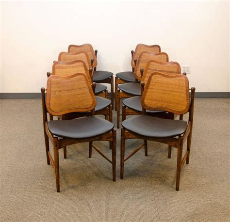 dining room table with swivel chairs dining room set with swivel chairs mid century solid