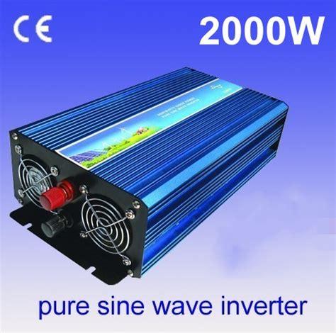 Power Inverter Sine Wafe Kaller 24v 2000w buy wholesale inverter 24v 2000w from china inverter 24v 2000w wholesalers aliexpress