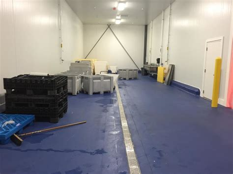 care and maintenance of industrial epoxy flooring florock