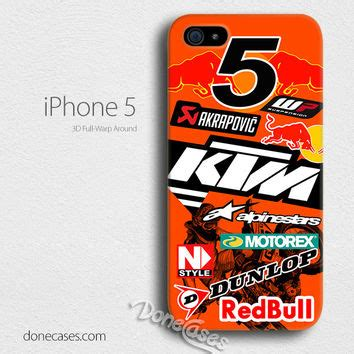 Akrapovic For Iphone 5 5s dungey ktm motocross iphone 4 4 from donecases