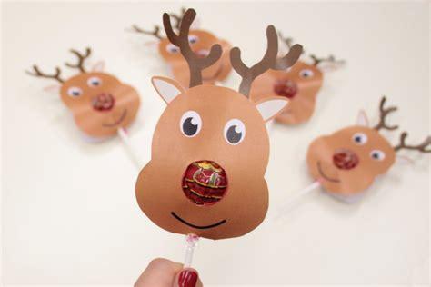 printable reindeer lollipop free printable reindeer lollipop covers party delights blog