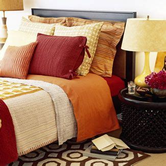 Bedroom Decorating Ideas Housekeeping Housekeeping Fall Bedroom And Blankets On