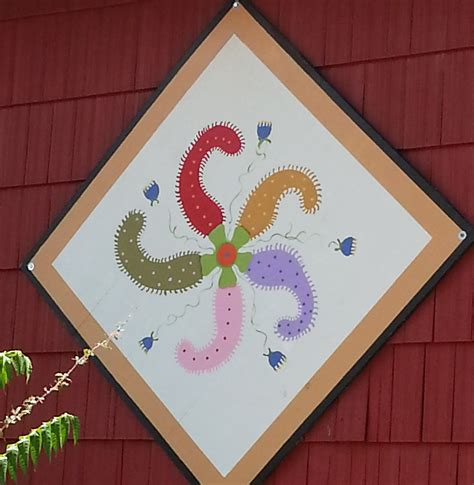 Quilt Trails barn quilt trail palisade chamber of commerce