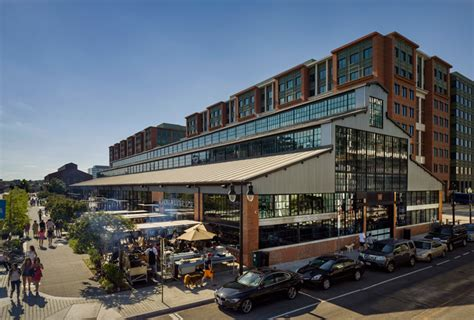Concrete Loft old is new revitalizing the anacostia riverfront urban