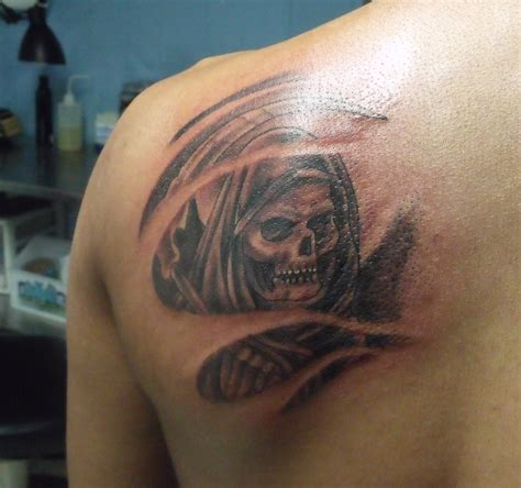 death angel tattoo 100 s of design ideas pictures gallery