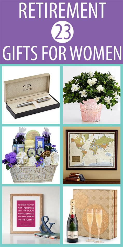 great womens gifts 23 unique retirement gift ideas for