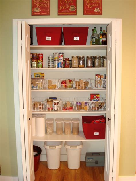 kitchen in a closet organizing a kitchen pantry closet morganize with me