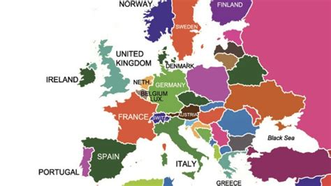 top baby names from western northern europe in 2013