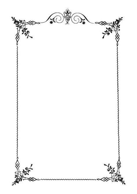 cornici eleganti disegno da colorare cornice elegante cat 27915
