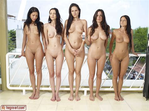 They All Look Annoyed Xpost Annoyedtobenude Group Of Nude Girls Adult Pictures Pictures