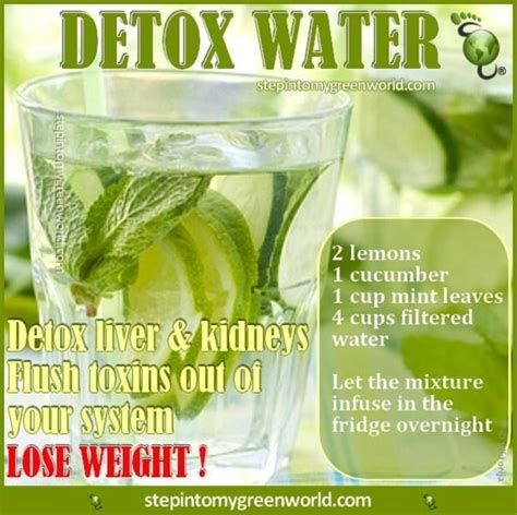 Can I Detox From In A Week by In Just 8 Weeks You Can Drink Your Excess Weight Away