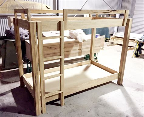 Australian Made Bunk Beds Recycled Timber Furniture Design