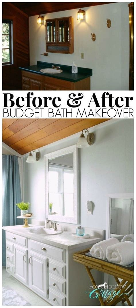 easy bathroom makeovers 17 best images about fox hollow cottage on pinterest