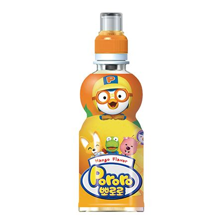 Murah Pororo Fruit Juice Drink Strawberry 235ml pororo drink pet mango fides ny