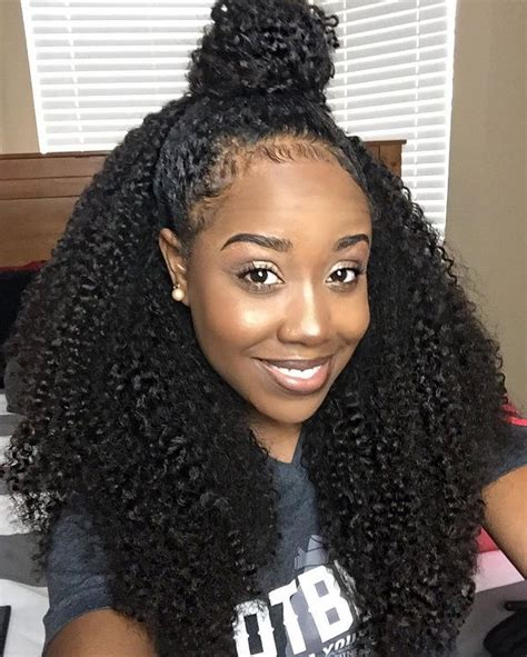 half up half down hairstyles african american hair 36 best natural hair wigs images on pinterest kinky