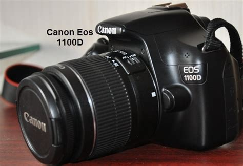 Kamera Canon Rebel T3 spesifikasi dan harga kamera canon eos 1100d rebel t3