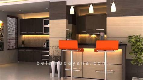 Kitchen Design Philippines interior kitchen set dan minibar minimalist modern