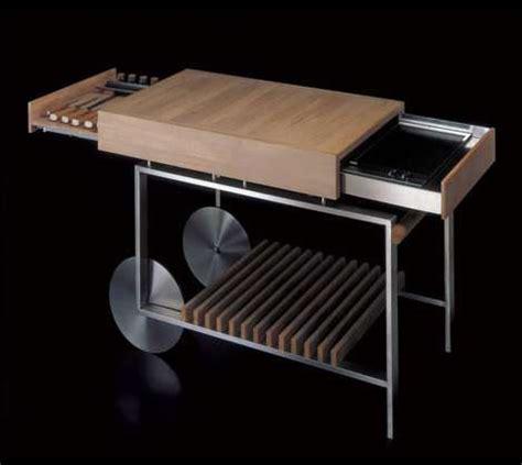Portable Kitchen Islands Balkon Ideen F 252 Rs Grillen Mit 22 Modernen Modellen Bbq