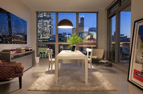 chicago home decor how to decorate a room with a city view