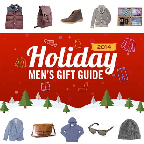 2014 holiday men s gift guide famous outfits