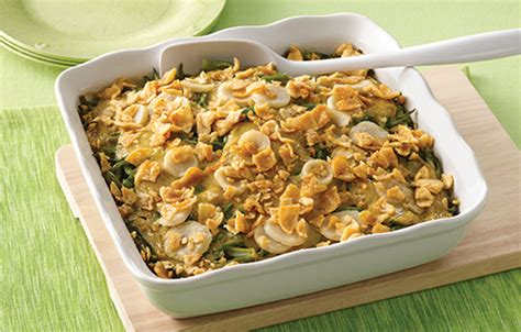 low calorie dish recipes low green bean casserole recipe healthy side