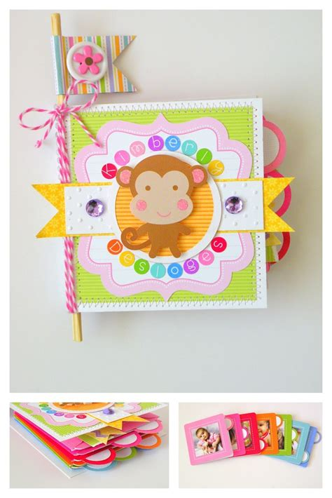 doodlebug design inc 1000 ideas about baby mini album on mini