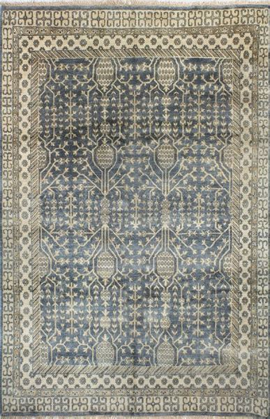 rugs done right hsa117 slate knotted bashian available from rugsdoneright