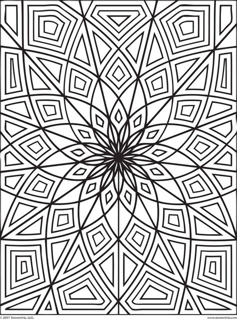 printable coloring pages optical illusions optical illusion coloring pages printable coloring home