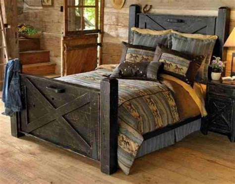 Rustic Bedroom Furniture Sets by A Look To Your Bedroom With Rustic Bedroom