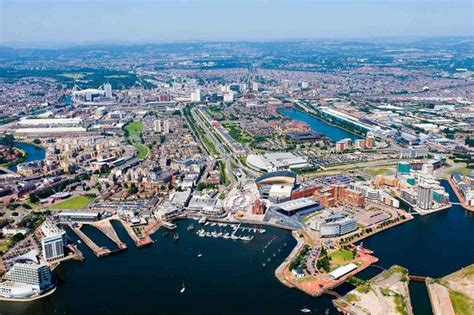 Of Wales Cardiff Mba by Shortlist Of Locations For Sector Hub In